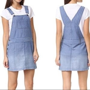 NWT Splendid overall dress